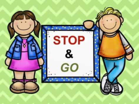 Stop And Go by Ellen Weber