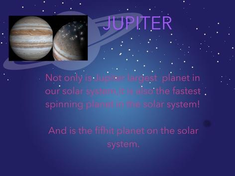 Solar System Graziella Y2B by Coordenação Tecnologias Educacionais