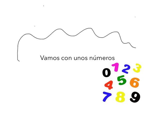 Números De La Percha by Lidia Blánquez Navarro