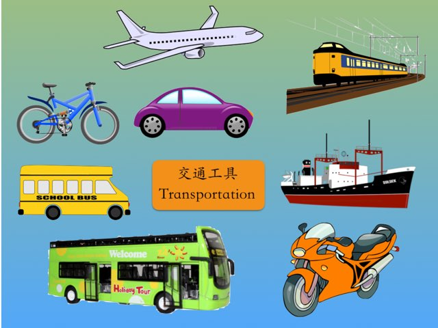 Prep Transportation by Tulip Li