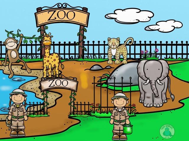 Zoológico Por Dan by Itzel Dominguez