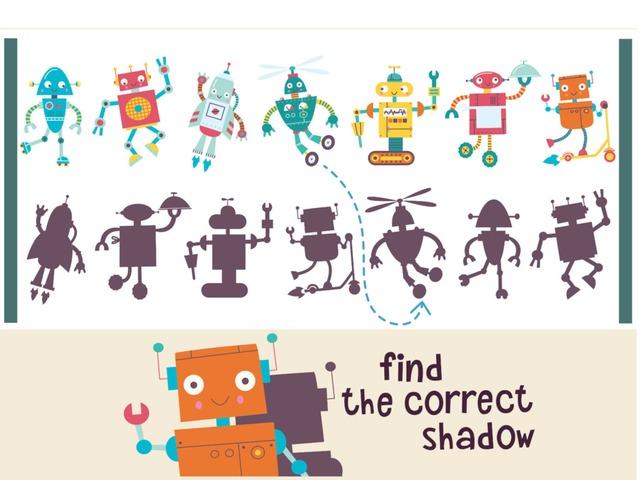 Robot Shadows by Hadi  Oyna