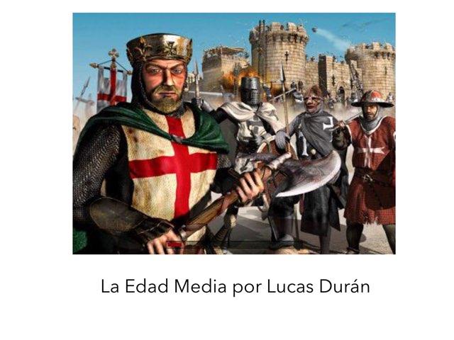 Edad Media por Lucas by Rosa Piquin Cancio