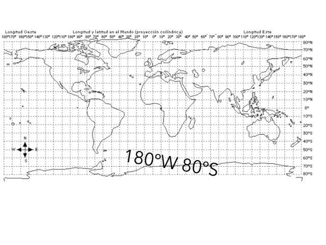 Coordenadas Geográficas Jorge Adriana 1´  by Jorge Galones martinez
