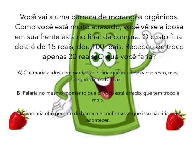 Jogo da Corrupção - 01 by Rede Caminho do Saber