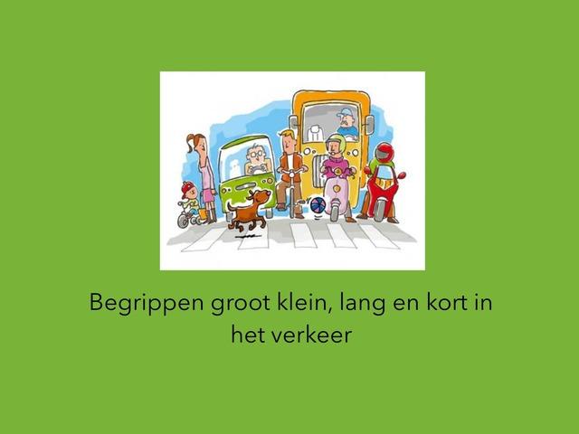 Begrippen Groot,klein Lang Kort by Juf kim Giraf