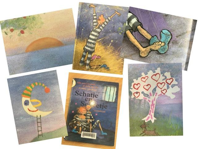 Schatje en Scheetje Synthese by Annemieke Timmer