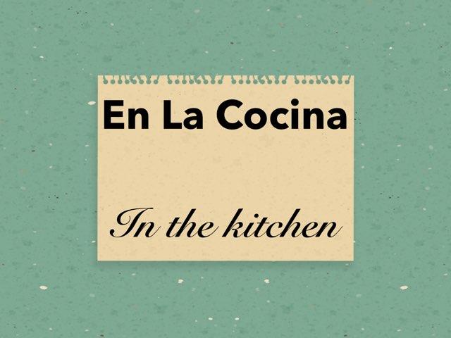 En La Cocina by Naomi Nye