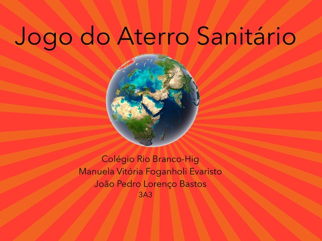 Manuela E. e João P. 3A3 by Laboratorio Apple CRB Higienop
