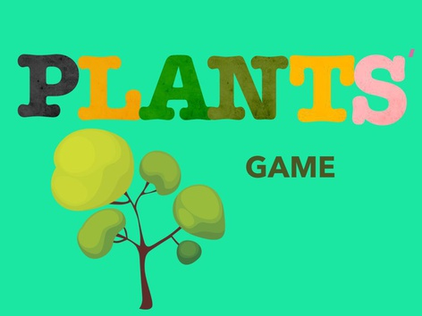 PLANTS' GAME by Claudia Sawada