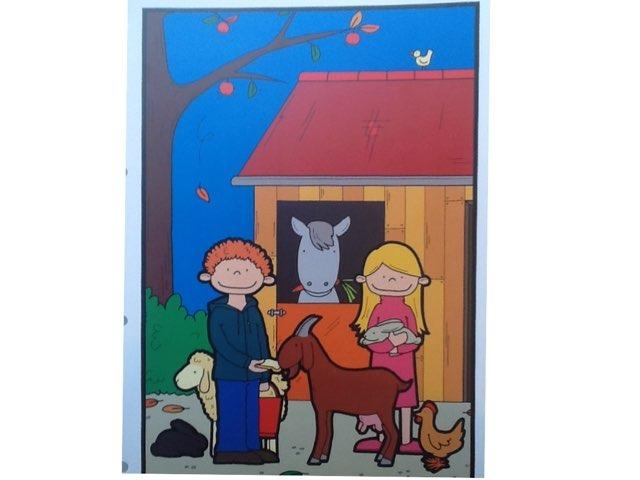 Allen Kinderboerderij by Yvonne .