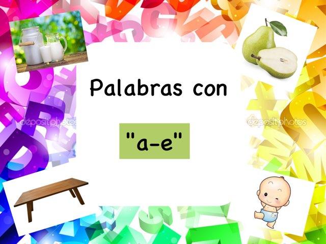 TECC Palabras con A-E by Sara Burgueño Peña