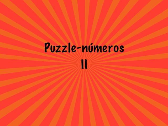 Puzzle Numérico  by Mayte Jerez