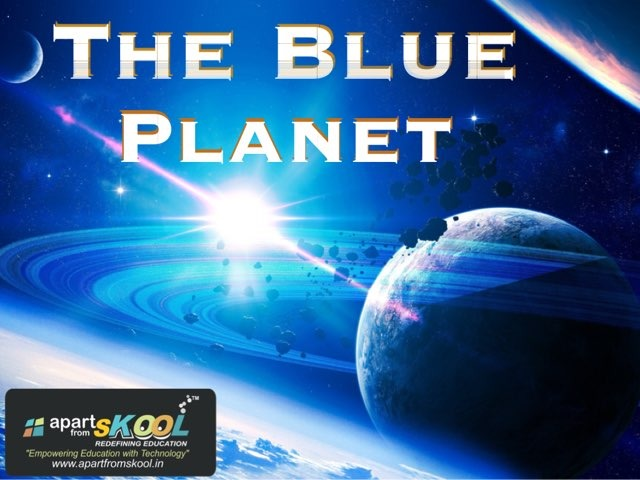 The Blue Planet by TinyTap creator