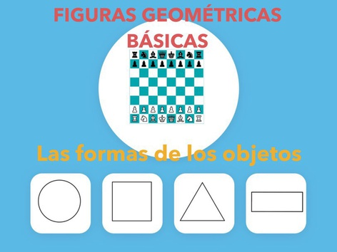 FIGURAS GEOMÉTRICAS BÁSICAS. LAS FORMAS DE LOS OBJETOS. by Jose Sanchez Ureña