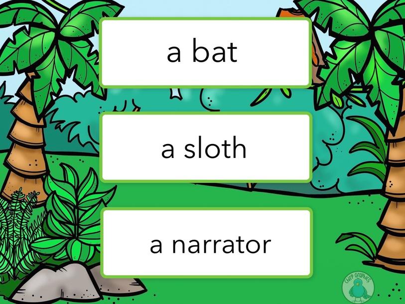 Sloth Wants To Snooze test RAZ Level E by Cindy Derienzo