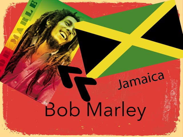 Bob Marley  by Isabelle Guay
