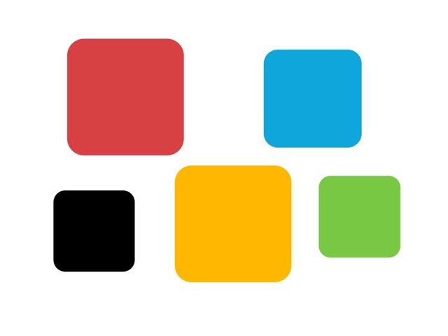 Colors-English by Sara Ravitch
