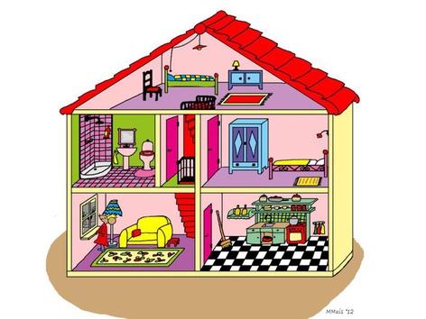 Delen Van Het Huis by Heidi Lenoir