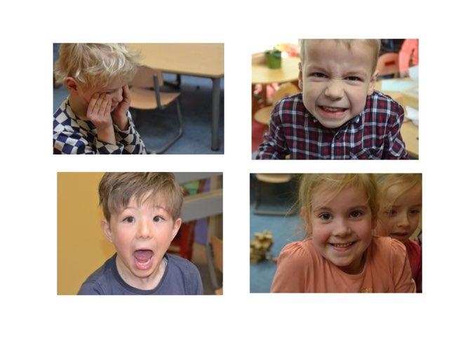 Spel Emoties Groep 1-2 by Jara Detmers