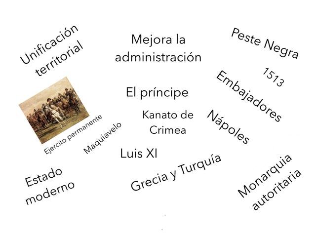 Estado moderno  by Maria Moliner