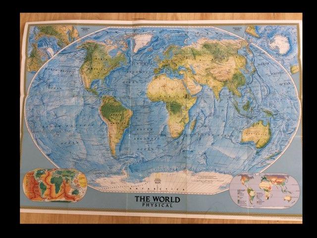מסע עולמי by Sara Bencher