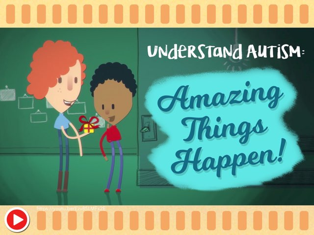 Amazing Things Happen: Understand Autism by Miss Ruby