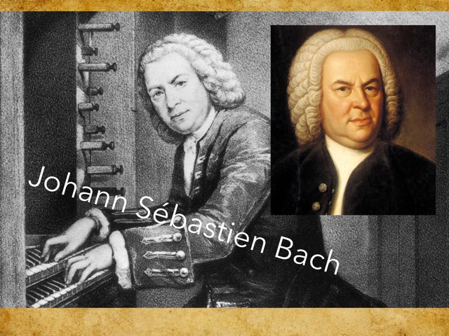 Bach - Annabelle, Olivia, Ariane, Anne-Frederic by Isabelle Guay