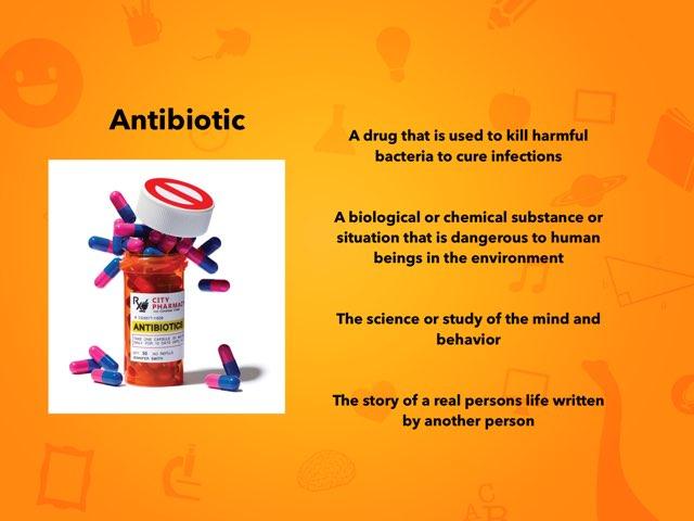 Bio-ology-phobia by Vivian Janik