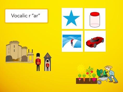 Vocalic R  (ar) by Carol Smith