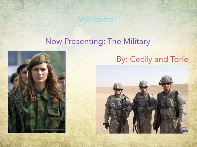 Military by Torie Smallwood
