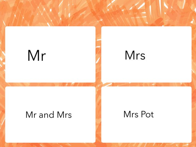Mr And Mrs  by Marie Himsworth