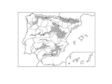 Mapa Físico by Enrique