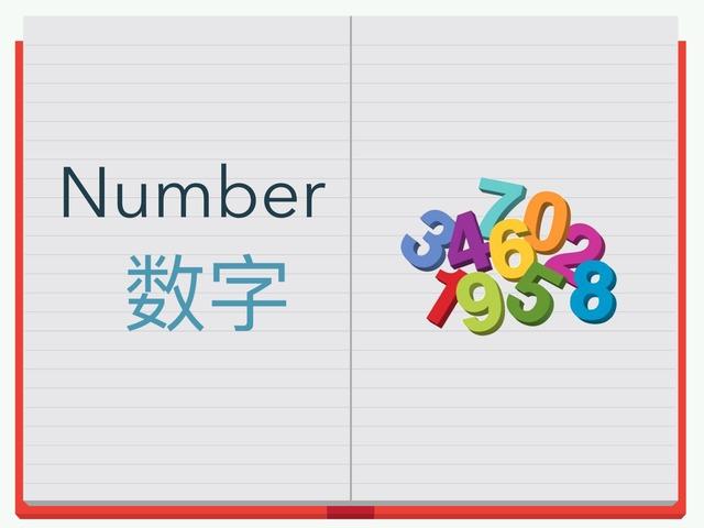 Number1-10 In Mandarin by Carina Sheppard