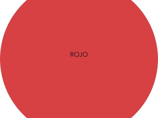 Color Rojo by Escola nadis-scs