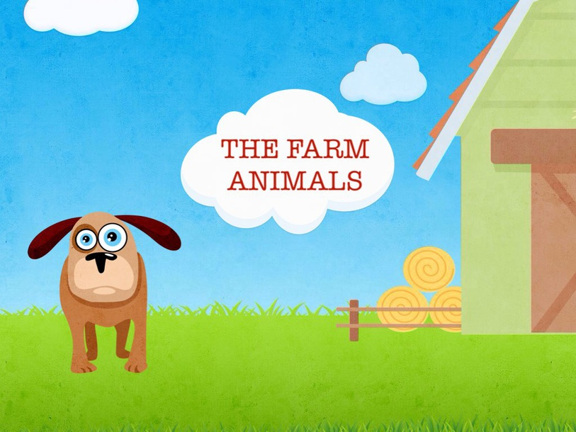 Farm Animals by Primaria Interattiva