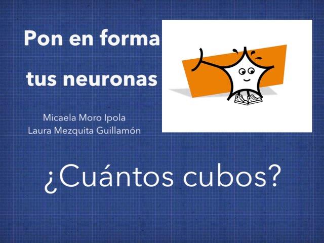 PETN Cuántos Cubos by Micaela Moro
