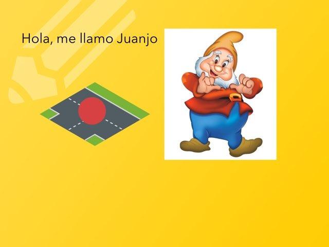 Enanito by Juanjo Garcia
