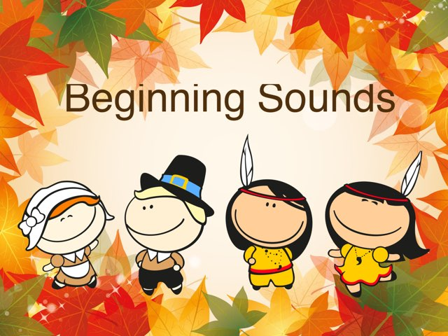 WFPS Beginning Sounds by Danette Brown