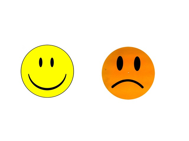 Emotions Happy And Sad by Fanny Lachapelle Nilsson