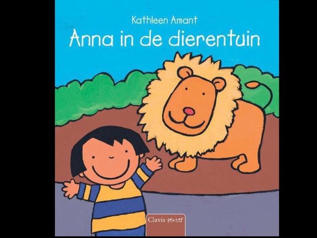 Anna In De Dierentuin by Aaron Willaert
