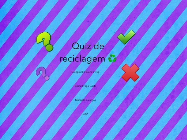 3a2  Bruna F  Manuela   (Quiz ) by Laboratorio Apple CRB Higienop