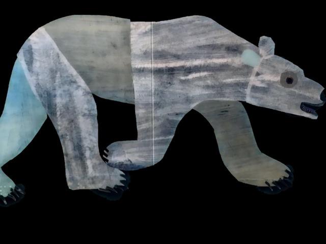 Polar Bear, What Do You Hear by Vision Teacher