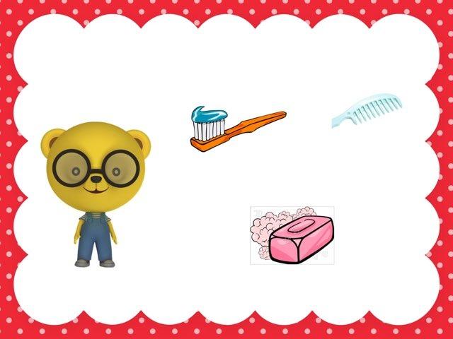 أدوات النظافة by Laila Alzain