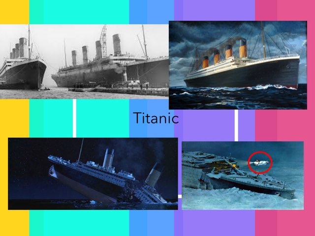 Titanic by Frances Chapin