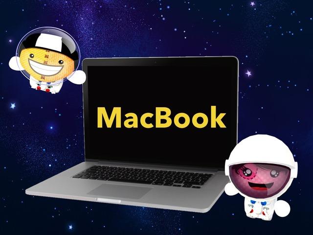 Intro to MacBooks by Coordenação Tecnologias Educacionais