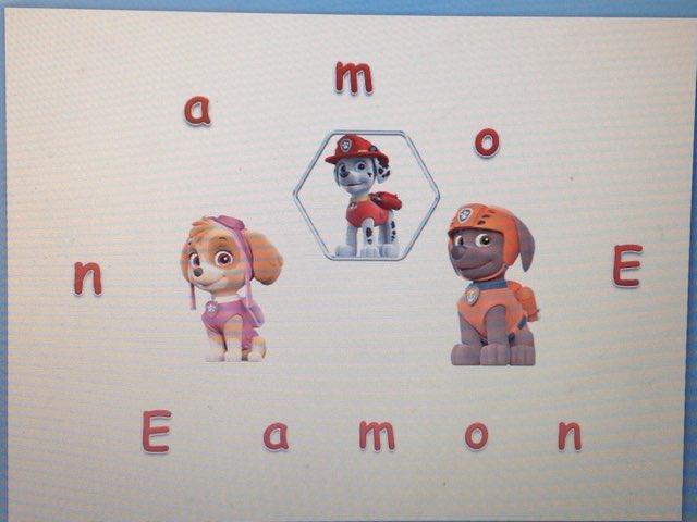 Eamon by Jennifer Brown