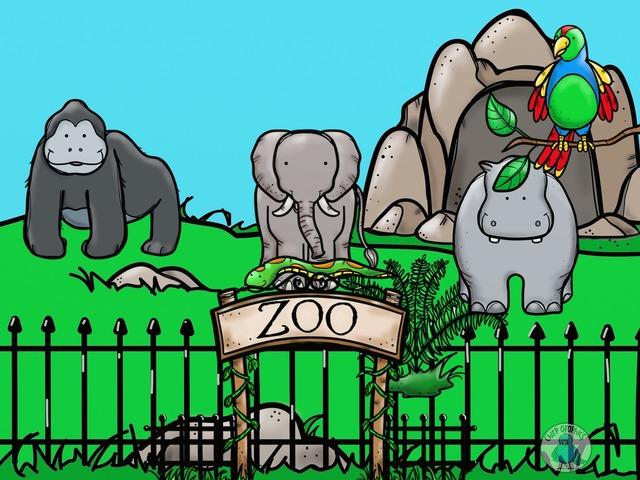 the zoo by Eros Serra