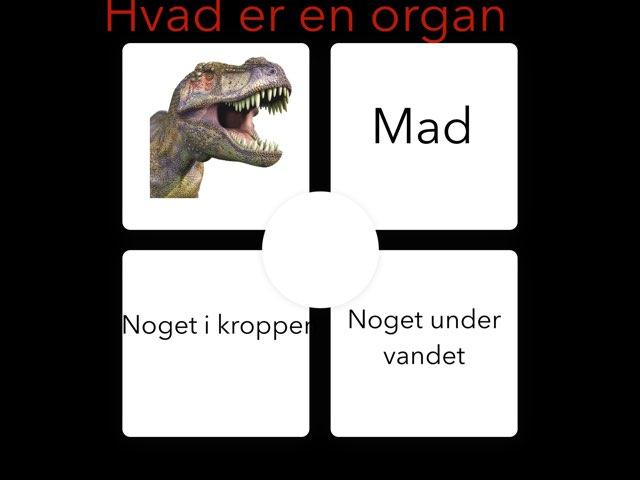 HVAD FANDEN ER ORGANER by Elev Skibet