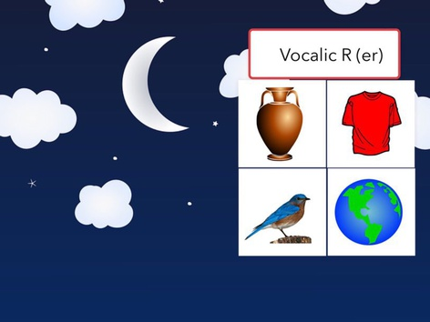 Vocalic R (er) by Carol Smith